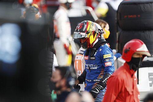 Sainz: Cualquiera gana con un Mercedes, pero no contra Lewis Hamilton