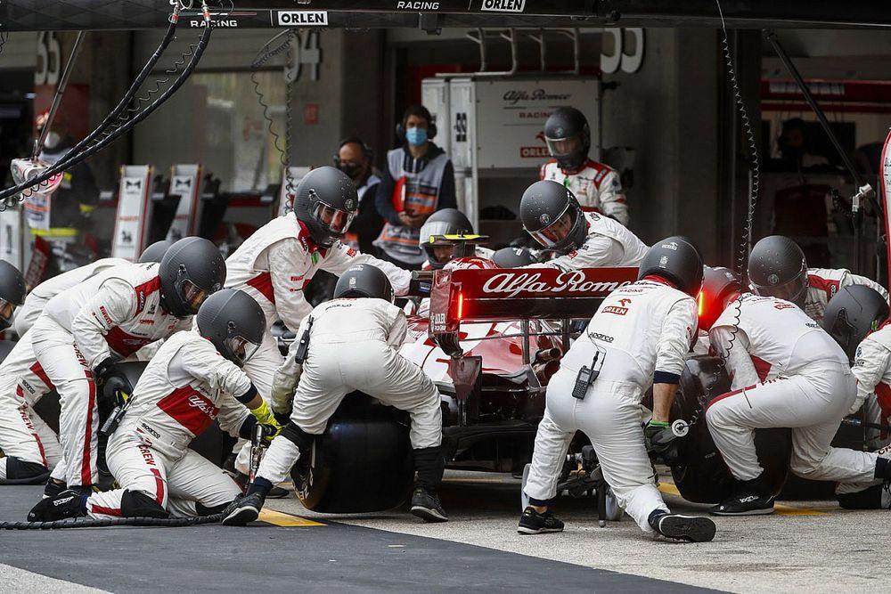 Governing F1 via technical directives 'not right' - Vasseur