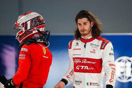 """Giovinazzi: """"Mai più un GP senza l'uso della radio"""""""