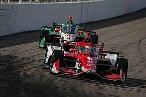 Marcus Ericsson prolonge l'aventure IndyCar avec Chip Ganassi