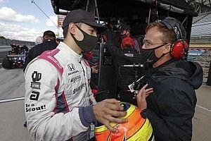 """Palou: """"Soy un afortunado por poder estar con los mejores de la IndyCar"""""""
