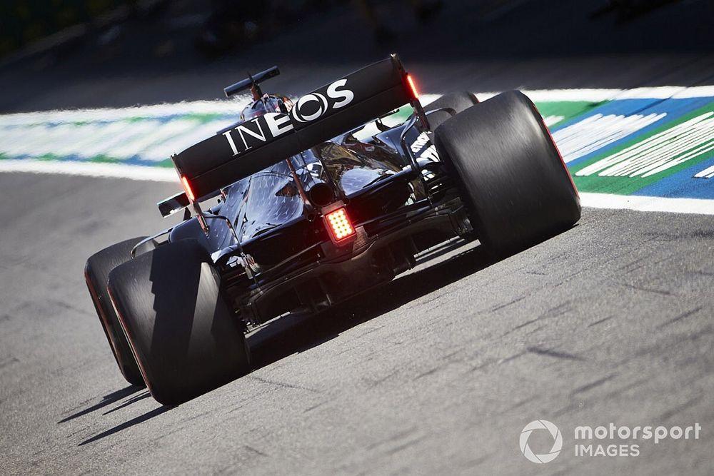 Ineos podría comprar parte del equipo Mercedes F1