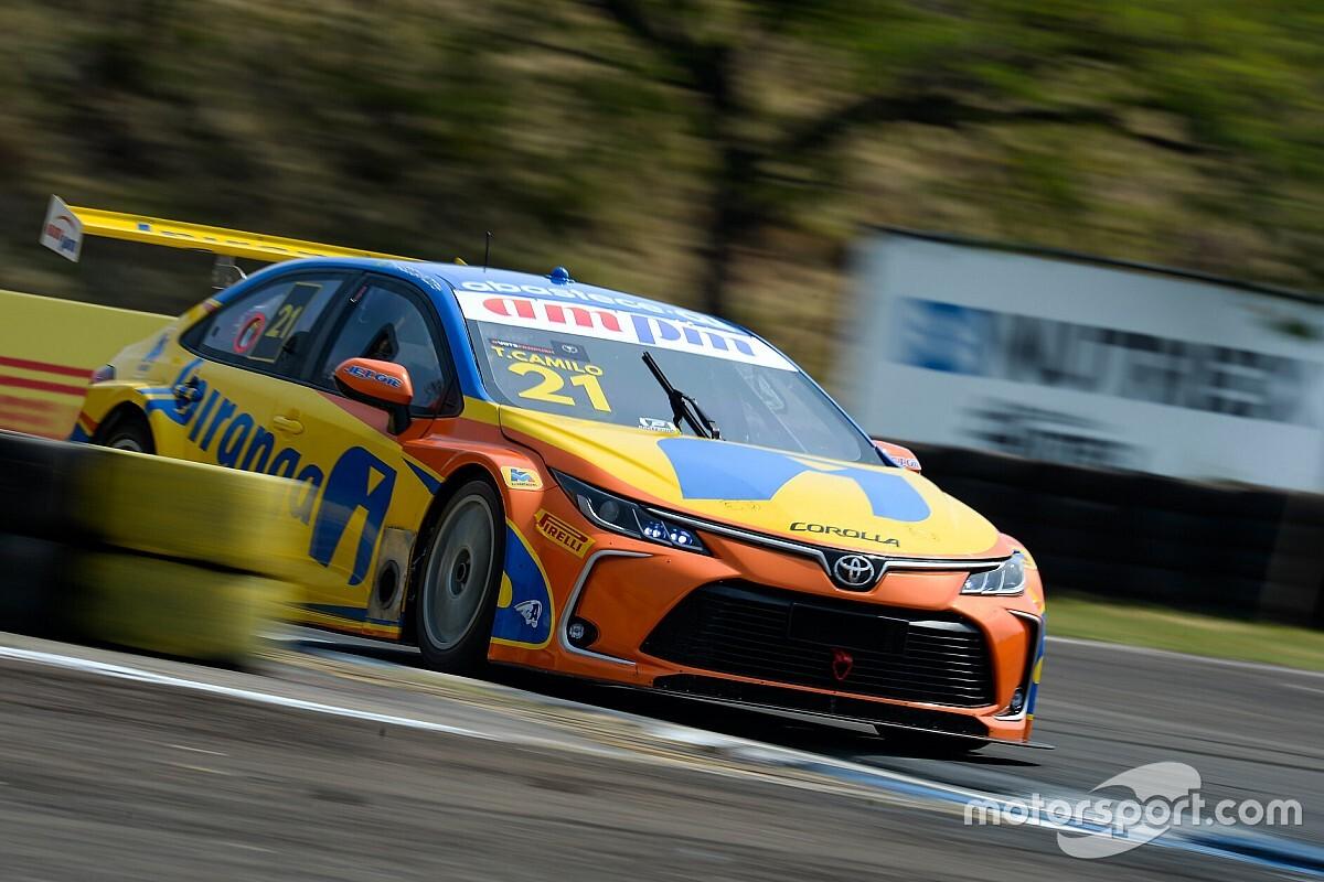 Stock Car: Camilo domina classificação e conquista pole em Londrina