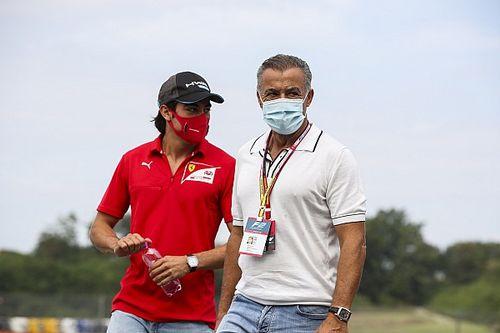 Alesi renvoyé de l'académie Ferrari, la F1 s'éloigne