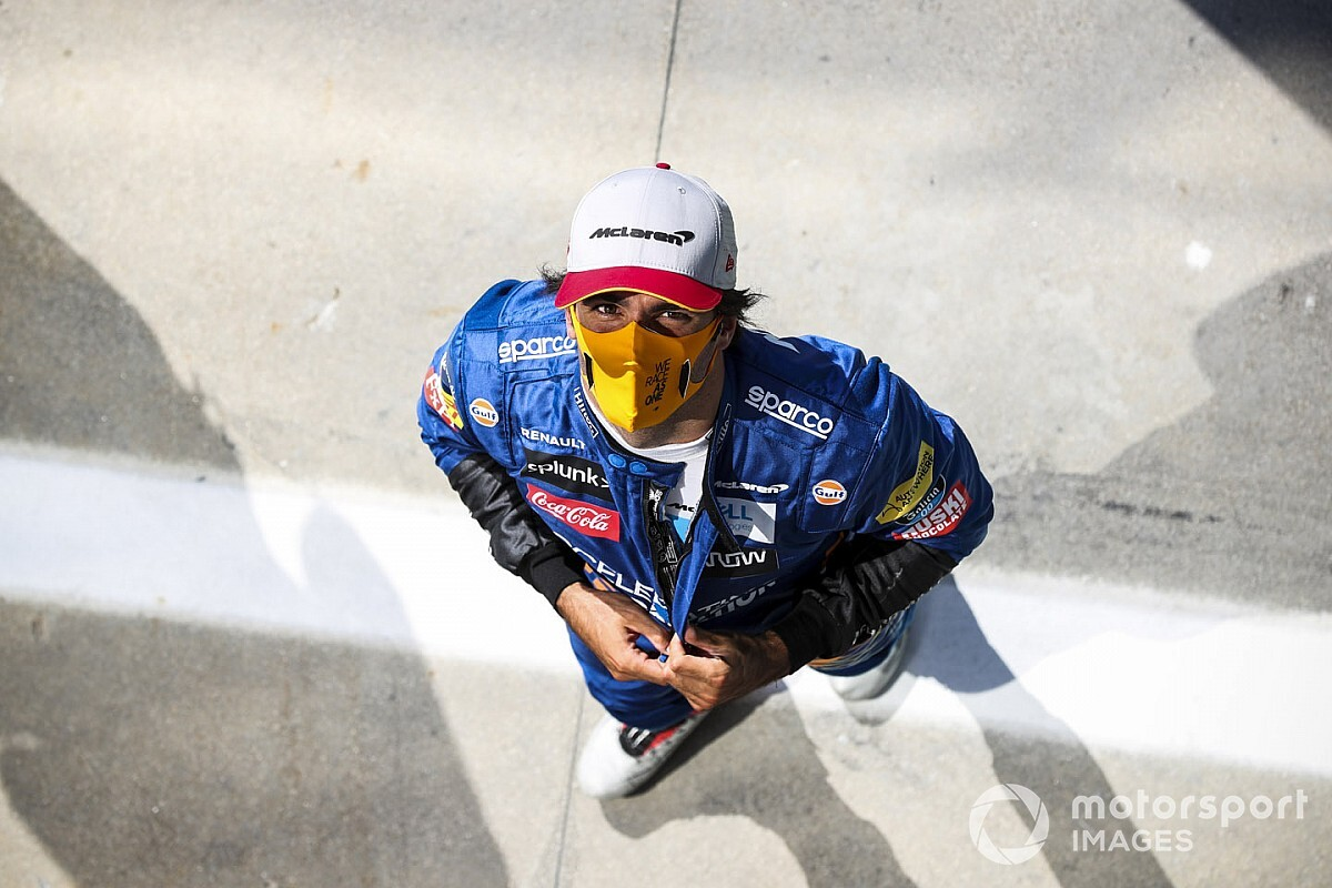 Сайнс: Я мог стать вторым и в нормальной гонке