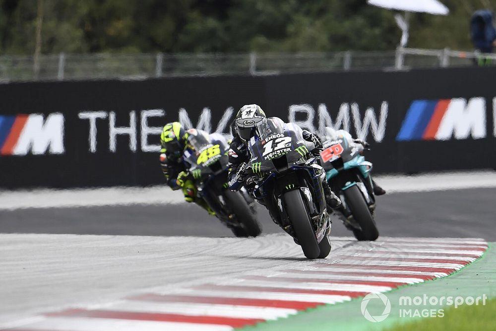 """Yamaha: """"Estamos desaprovechando la ausencia de Márquez"""""""