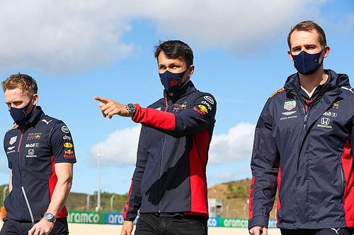 Элбон: Red Bull не требует от меня догонять Макса