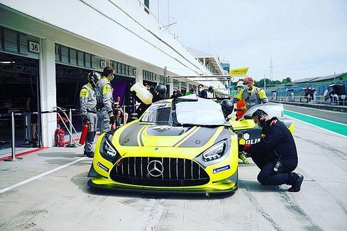 Olimp Racing po weekendzie wyścigowym w Austrii