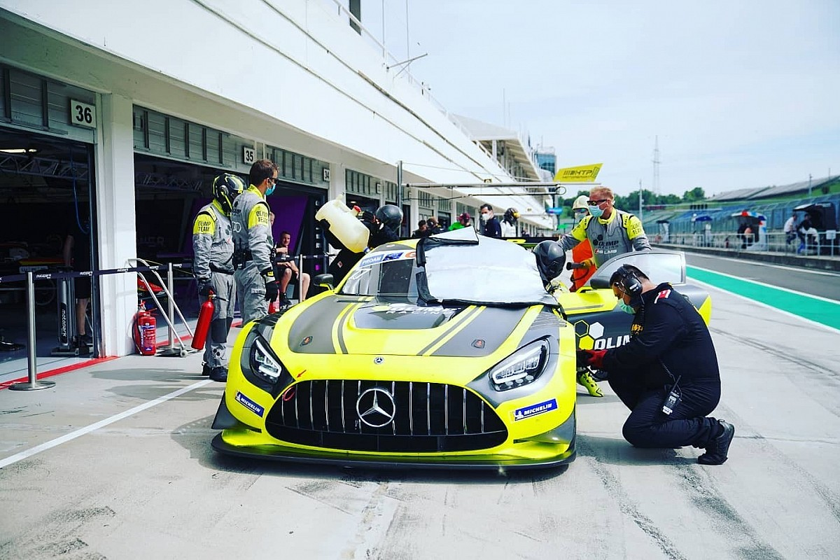 Powrót Olimp Racing