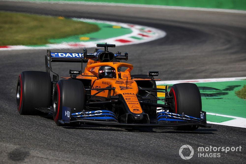 """F1イタリアFP3:マクラーレン勢がボッタスに次ぐ2、3番手。""""大渋滞""""も既に発生"""