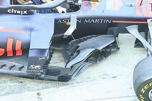 Análise técnica: Veja o que as equipes trouxeram para GP da Itália direto do paddock