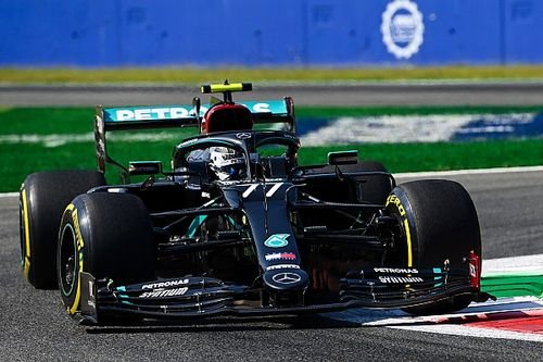 F1, Monza, Libere 1: Bottas presenta la Mercedes