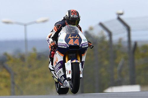 Canet y Foggia marcan el ritmo en el test de Jerez