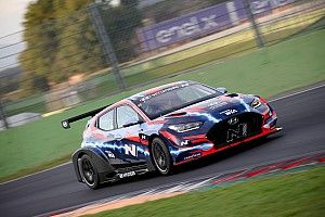ETCR: Farfus e Hyundai i primi a girare nei test di Vallelunga