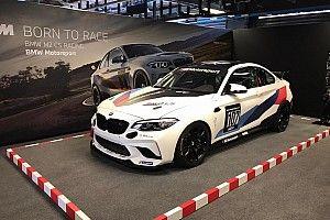 A Monza c'è una BMW M2 che scatena una curiosità...maschia!