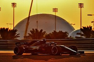 F1 Pangkas Tes Pramusim 2021