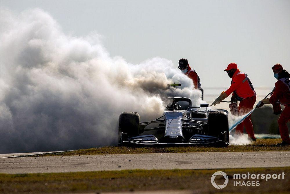 GALERÍA: el viernes del GP de Portugal en Portimao