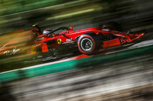 "Leclerc: ""Bene in qualifica, in gara confido nelle medie"""