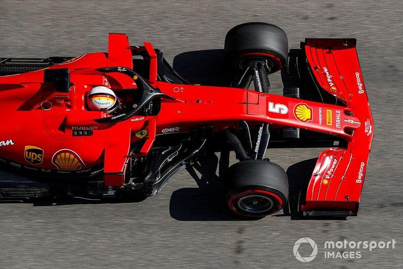 Ferrari llevará nuevas piezas para mejorar el SF1000 en Nurburgring