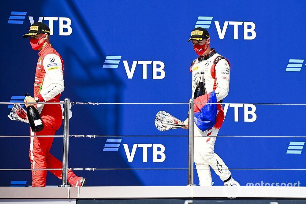 Schumacher en Mazepin in beeld als nieuw rijdersduo Haas?