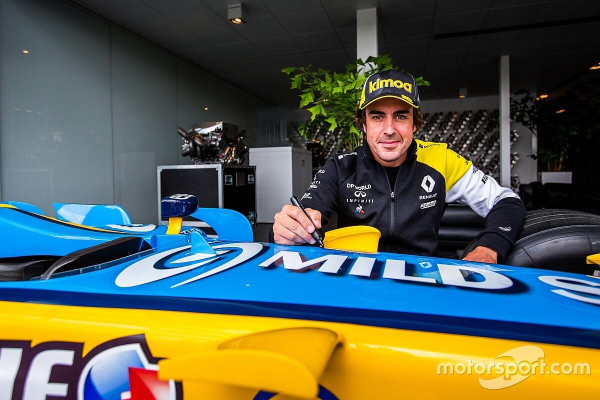 Kehadiran Alonso Untungkan Pembalap Junior Alpine