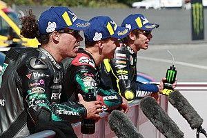 Startopstelling MotoGP GP van Catalonië
