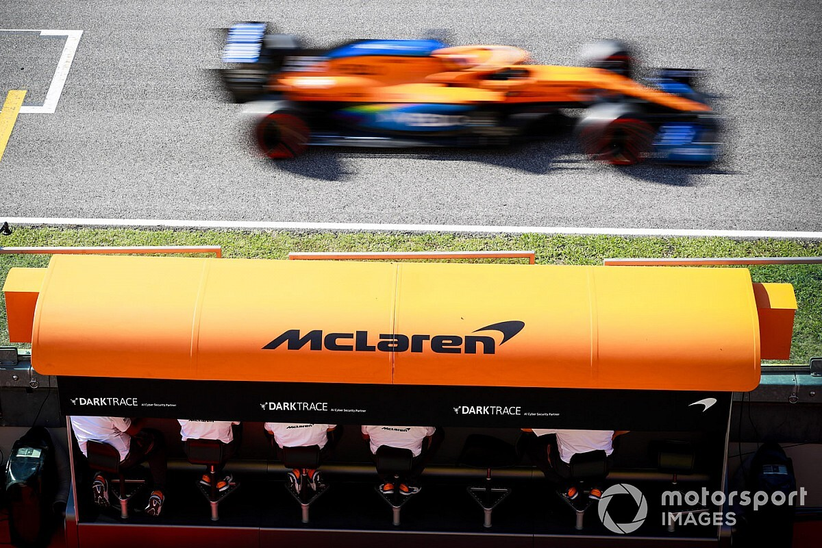 La fermeture des usines a réduit l'impact de la crise sur McLaren