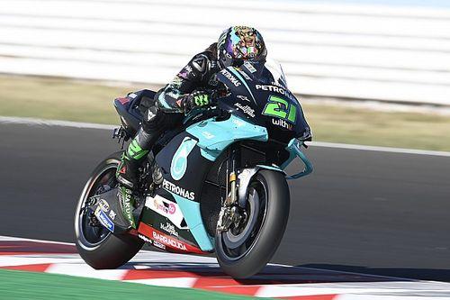 MotoGPサンマリノ決勝:モルビデリ、地元イタリアで初優勝果たす。ロッシ悔しい4位