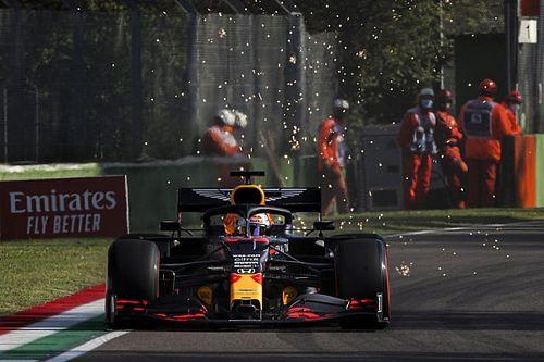VIDEO: Verstappen valt voor vierde keer uit in F1-seizoen 2020