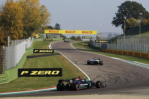 Formel 1 Emilia-Romagna 2020: Die animierte Rundentabelle