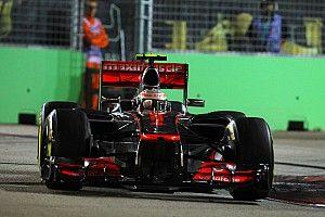 Quitter McLaren, l'une des décisions les plus dures pour Hamilton