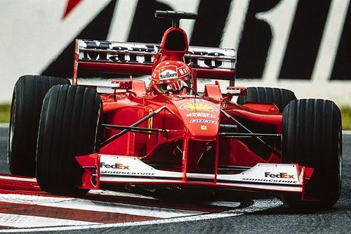 Ferrari F1-2000, la voiture qui a mis fin à 21 ans de disette