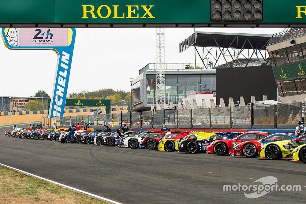 24h Le Mans: i test pre-gara fissati il 6 giugno 2021