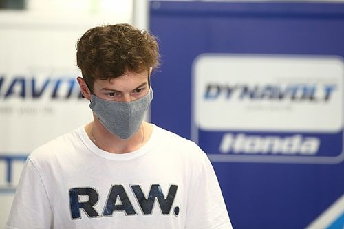 Gradinger Kembali Beraksi di World Supersport