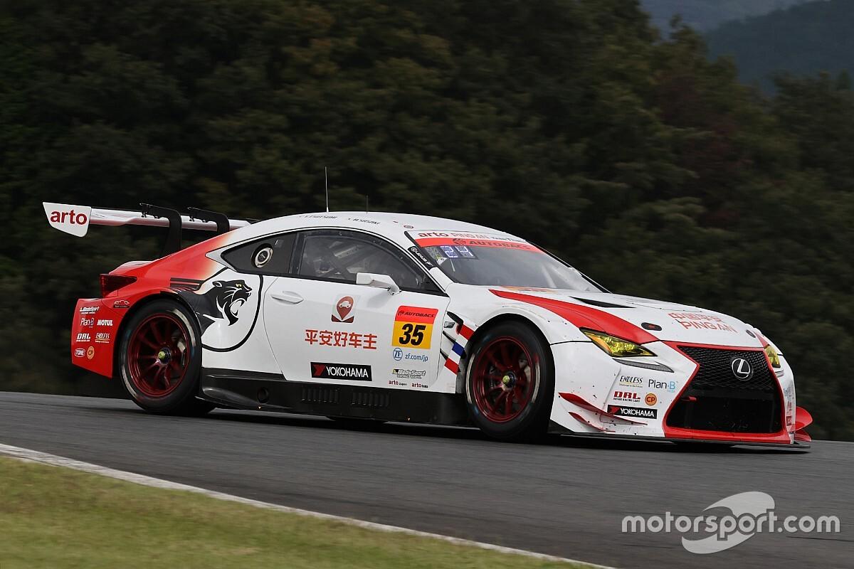 Beche, Walkinshaw set to join Super GT field at Suzuka
