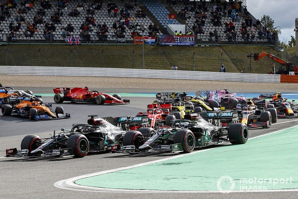Uitgelegd: Zo werkt het nieuwe 'aero handicap' systeem in F1