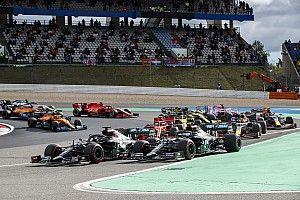 Estado del campeonato después del GP de Eifel F1