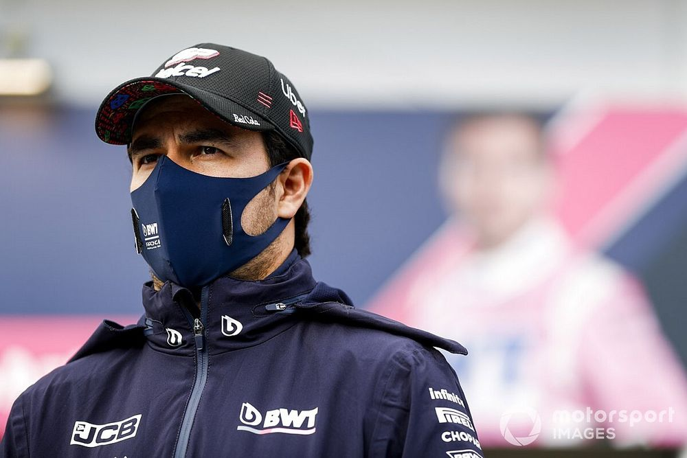 Pérez se aleja de Haas y se acerca a Williams
