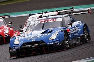 Nissan's Hiramine can't understand Impul's Motegi collapse