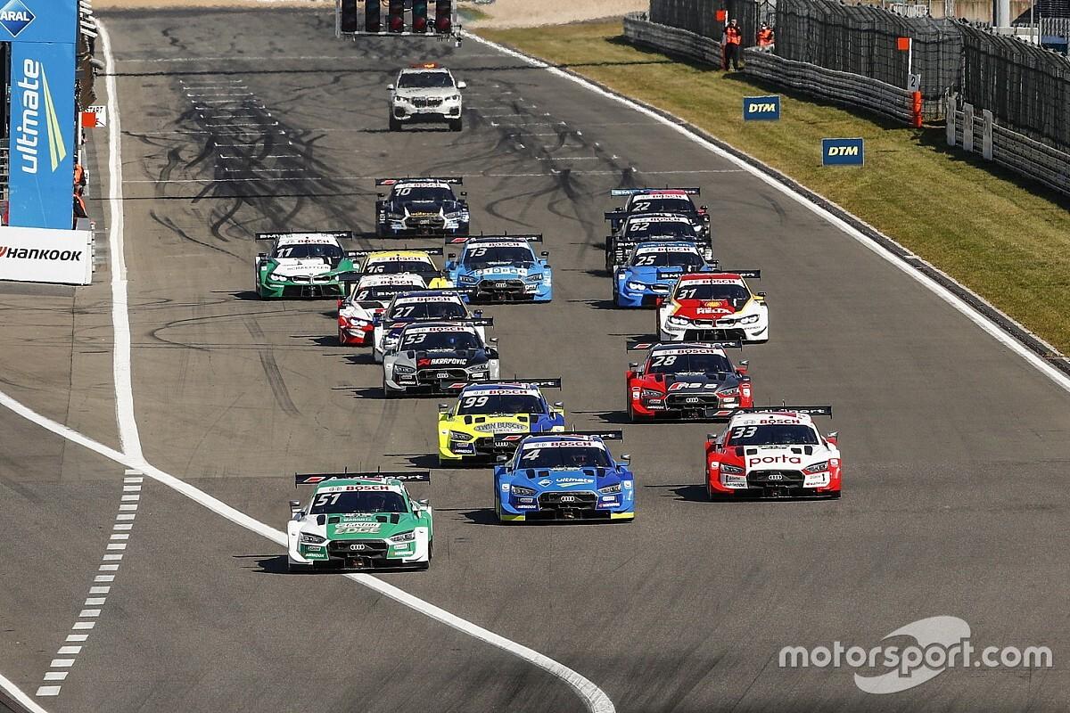 DTM станет чемпионатом частных команд на машинах GT