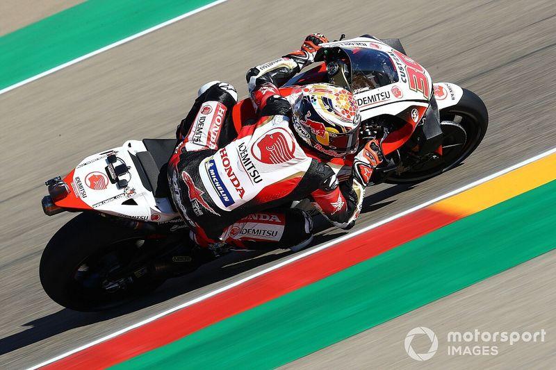 Teruel MotoGP: Nakagami takes maiden pole, Mir only 12th