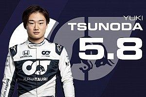 Tussenrapport Yuki Tsunoda: Overdrive mag er wel af bij de rookie