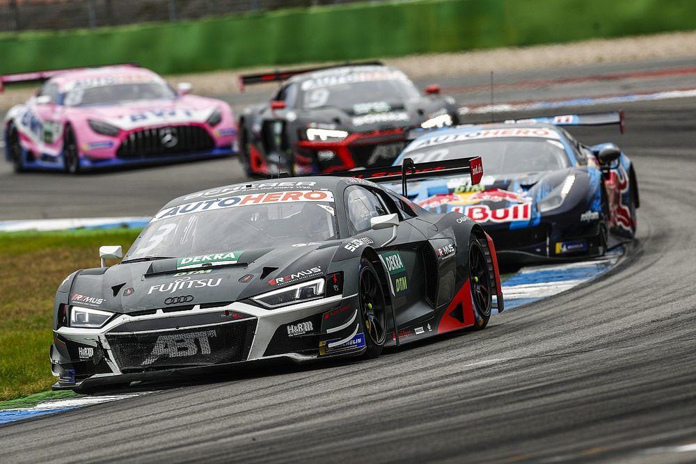 Comment suivre la finale du DTM au Norisring