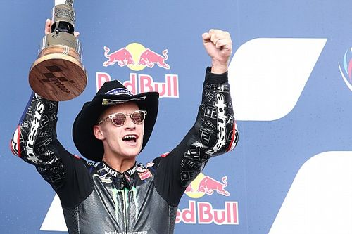 """Quartararo """"doesn't need to obsess"""" about winning MotoGP title now"""