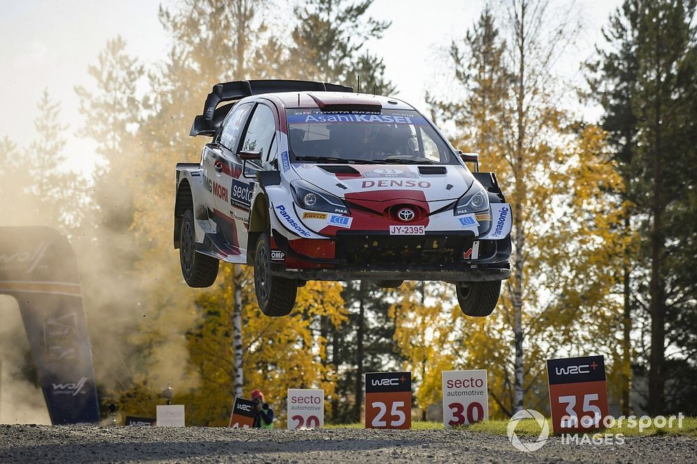 WRC Finland; The Good, The Bad and an untouchable Welshman