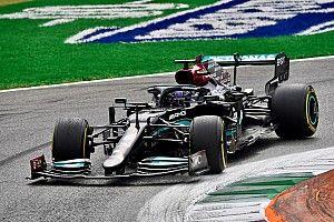 EL2 - Hamilton en tête, Sainz part à la faute