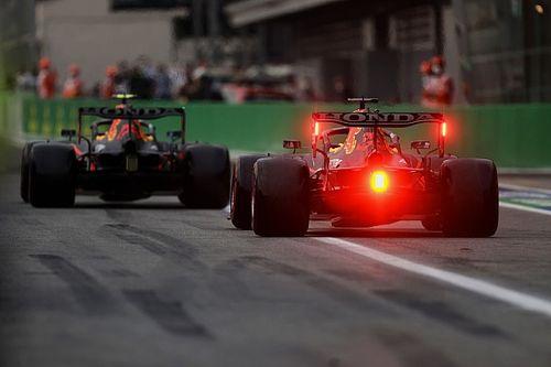 Volledige uitslag: Sprintkwalificatie F1 Grand Prix van Italië