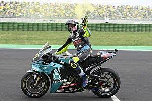 Home Race Valentino Rossi Berakhir Tak Sesuai Harapan