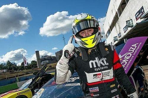 Pedro Ferro volta a competir na GT Sprint Race para manter liderança do campeonato de rookies