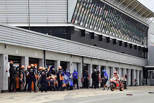Uitslag: Warm-up MotoGP GP van Groot-Brittannië